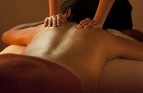 Massage Treatment at Spa Hammam