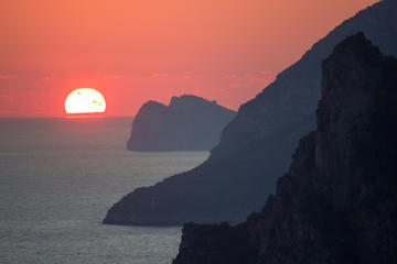 Private Sunset Cruise from Positano