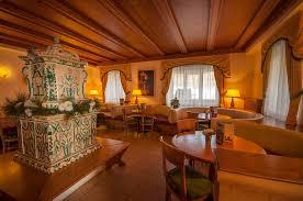 Dinner at Grand Hotel Misurina