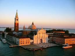 Entry to San Giorgio Maggiore