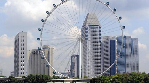 Singapore Flyer - Ferris Wheel