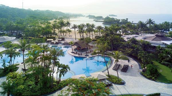 Sentosa Island Resort
