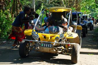 Vila, Vanuatu: Buggy Tour