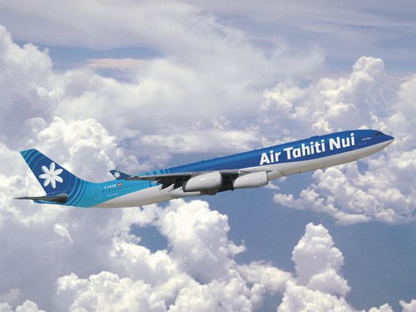 Flights from LA to Tahiti
