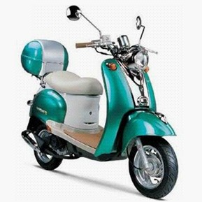 Vesper/motorbike hire