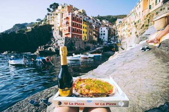 Romantic Dinner in Cinque Terre