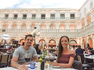 Ant & Cass' Europe Honeymoon Adventure - Honeymoon registry Italy, Croatia, Hungary & Germany