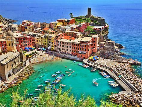 Lunch in Vernazza - Cinque Terre