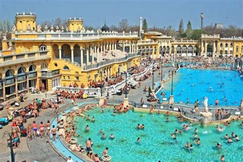 Couples Massage at Szechenyi Bath in Budapest