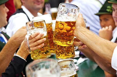 1L Beer at Oktoberfest