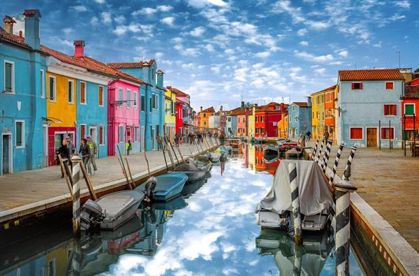 Venice tour to Bruano