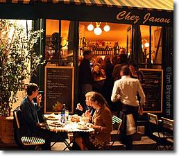 Dinner for 2 in the City of Lovers - Paris