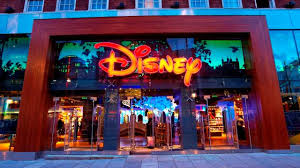 Largest Disney Store in Europe