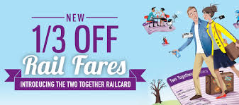 Two Together rail card