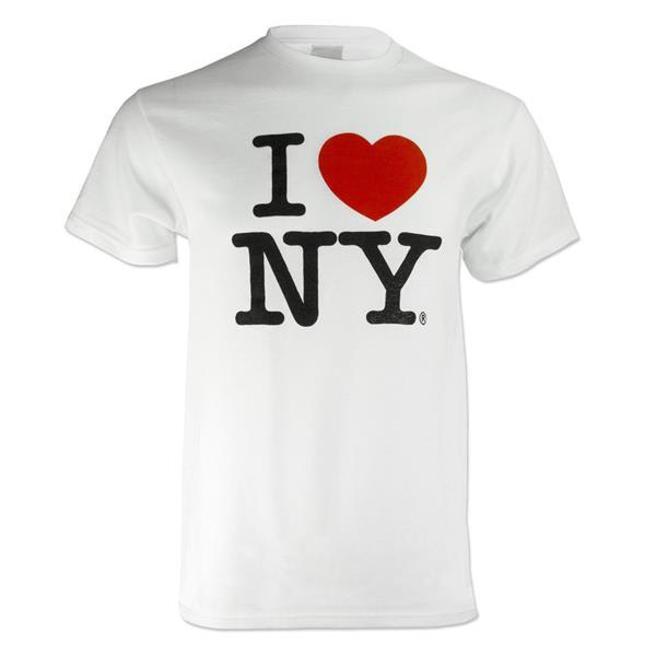 Matching I Love NY T-Shirts