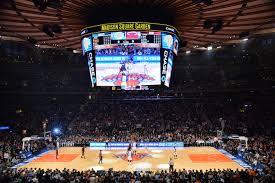 NBA Game - Madison Square Garden