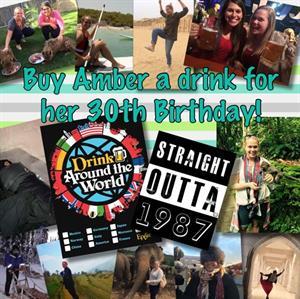 Amber's 30th Birthday! - Gift registry Orlando, Florida