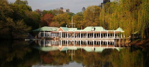 Brunch at Loeb Boathouse Central Park
