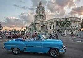Classic Car tour of Havana