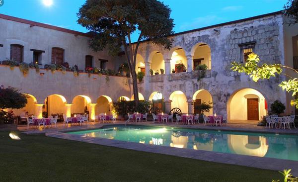 Oaxaca Hotel