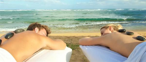 Couples Beach Massages