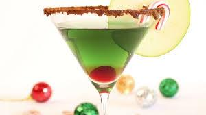 Non alcoholic Apple Martini