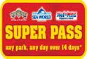 3 Park Theme Pass Tickets - Gold Coast
