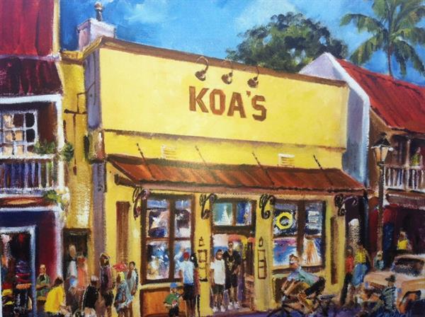 Koa's Seaside Grill