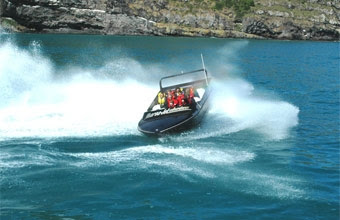 Akaroa Jet Boat