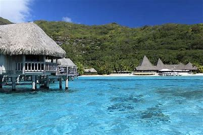 Over water bungalow Stay