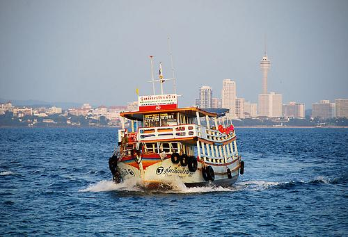 Departure ferry & transfer to airport