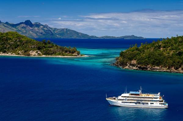 Blue Lagoon Cruises - 4 nights