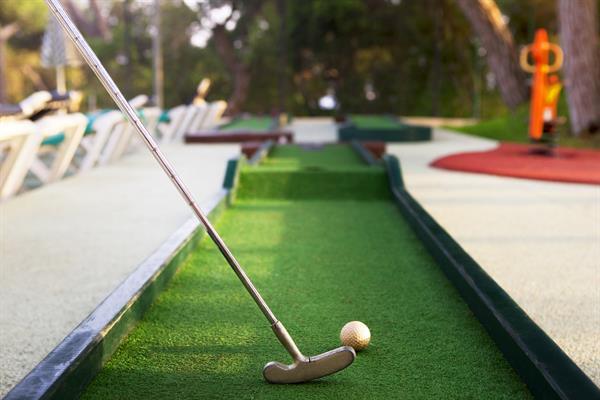Denarau Mini Golf for 2