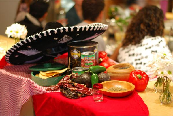 Mexican Cooking Classes