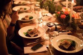 Dinner - Hamiliton