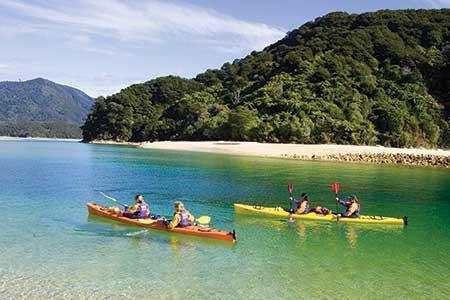 Kayaking - Bay of Islands