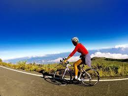 Bike Haleakala