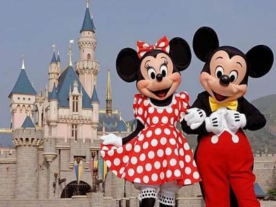 Disney World Theme Park Tickets