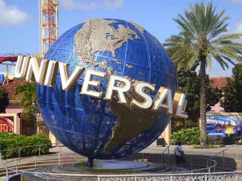 Universal Orlando Theme Park
