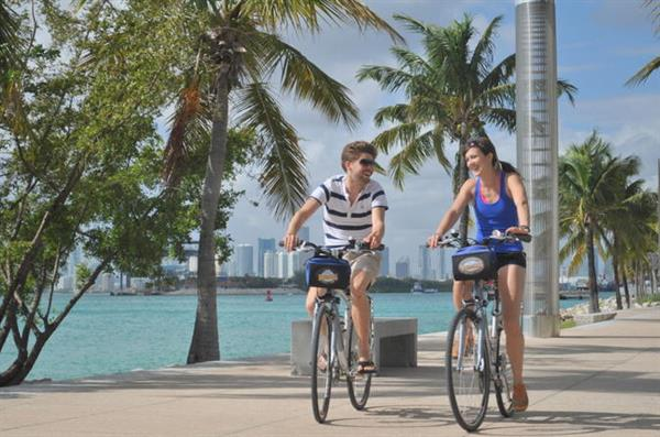Bicycle Hire in Miami