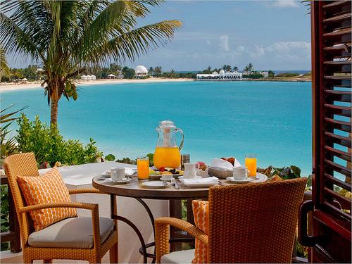 Café da Manhã com Vista / Breakfast with a view