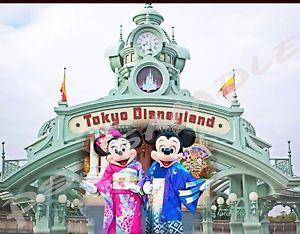 Disneyland passes