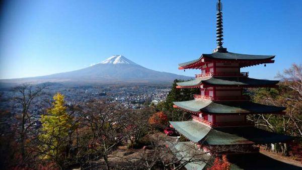 Spectacular Mt Fuji - Buffalo Tours