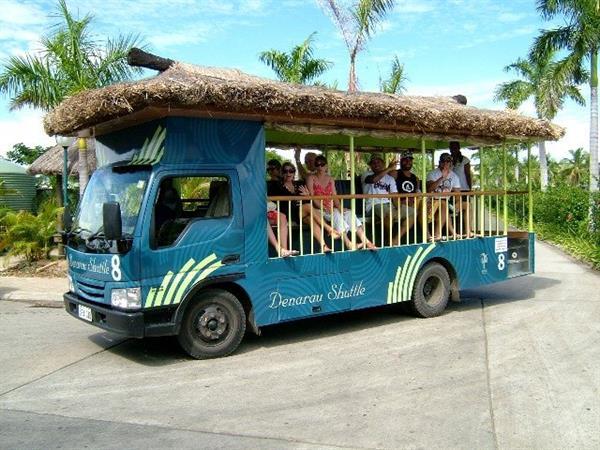 Transfers to the Sheraton Resort
