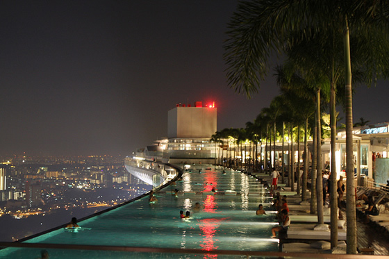 Marina Bay Skypark and Observation deck