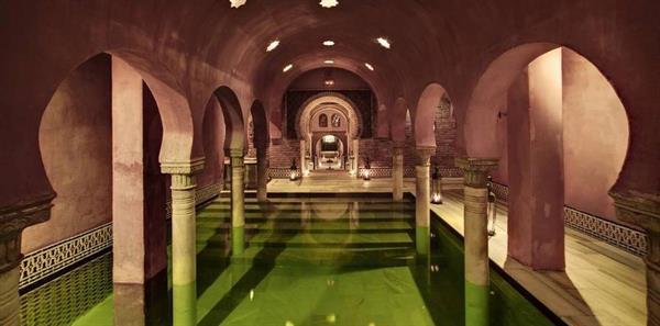 Arabian Baths & Massage - Granada