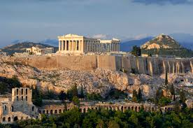 Walking Tour of Athens