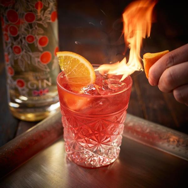 Cocktails in Seville