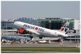 Flight: Naples to Prague