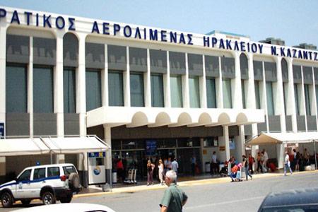 Flight: Prague to Crete